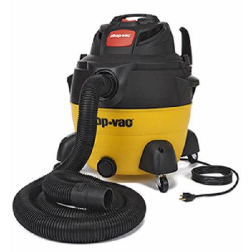 Shop-Vac 8251600 16 Gallon 6.5 Peak HP Ultra Pro Wet Dry Vacuum by Shop-Vac