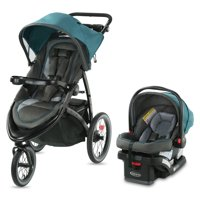Graco FastAction Jogger LX Travel System