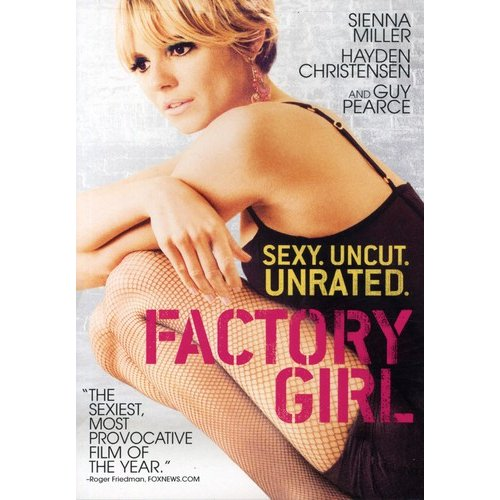 Factory Girl (Sexy. Uncut. Unrated.) (Widescreen)