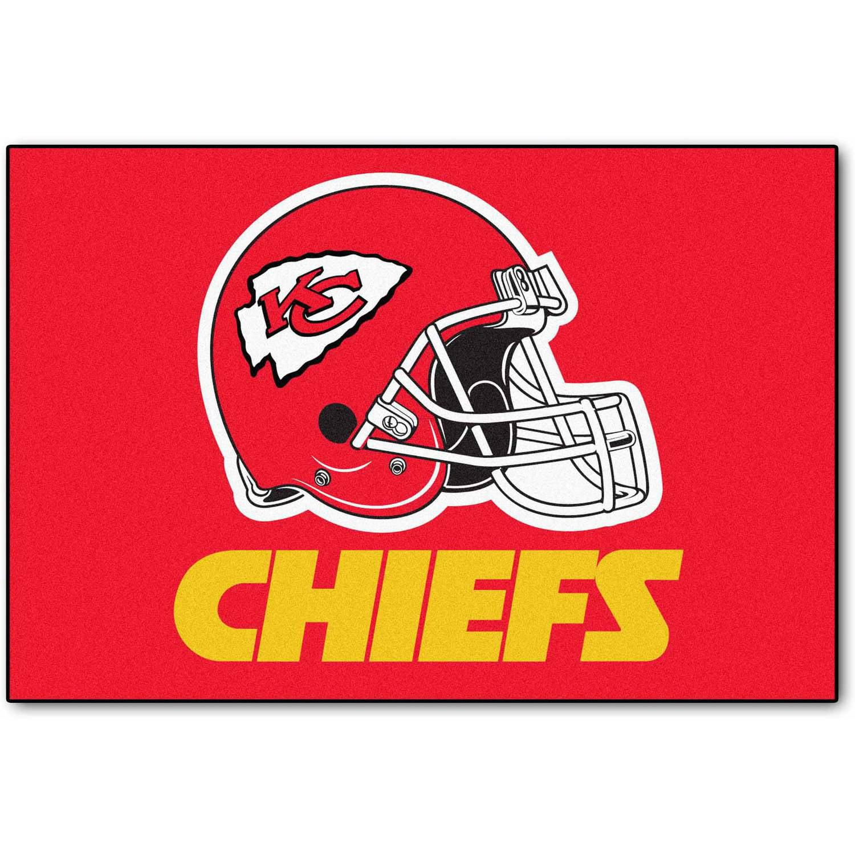 NFL Kansas City Chiefs Starter Mat