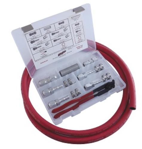 S.u.r. And R Auto Parts HL427 Heater Line Repair Kit
