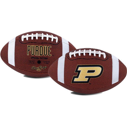 Purdue University BoilerMakers Rawlings Game Time Full Size Football Team Logo