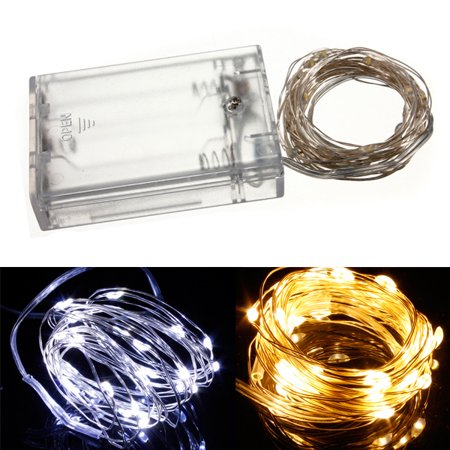 3M LED wedding lighting Copper Wire LED String Festival Party Wedding Fairy Light Lamp](Fairy Festivals)