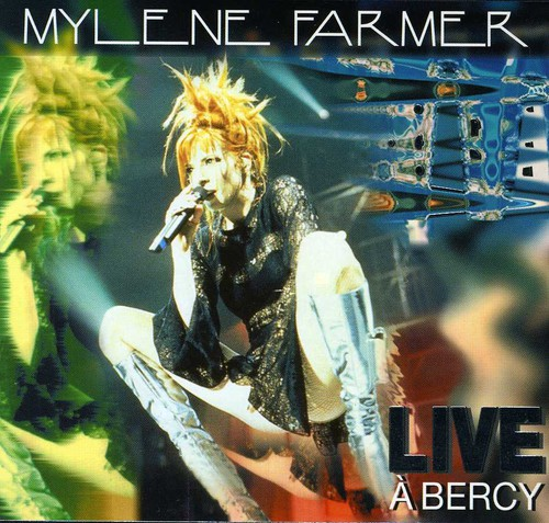 Mylene Farmer - Live at Bercy [CD]