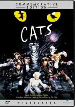 Cats (DVD) by UNIVERSAL STUDIOS HOME ENTERT.