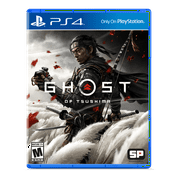 Ghost of Tsushima, Sony, PlayStation 4