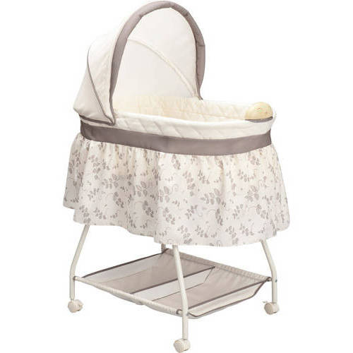 Delta Children Sweet Beginnings Bassinet, Choose Your Pattern