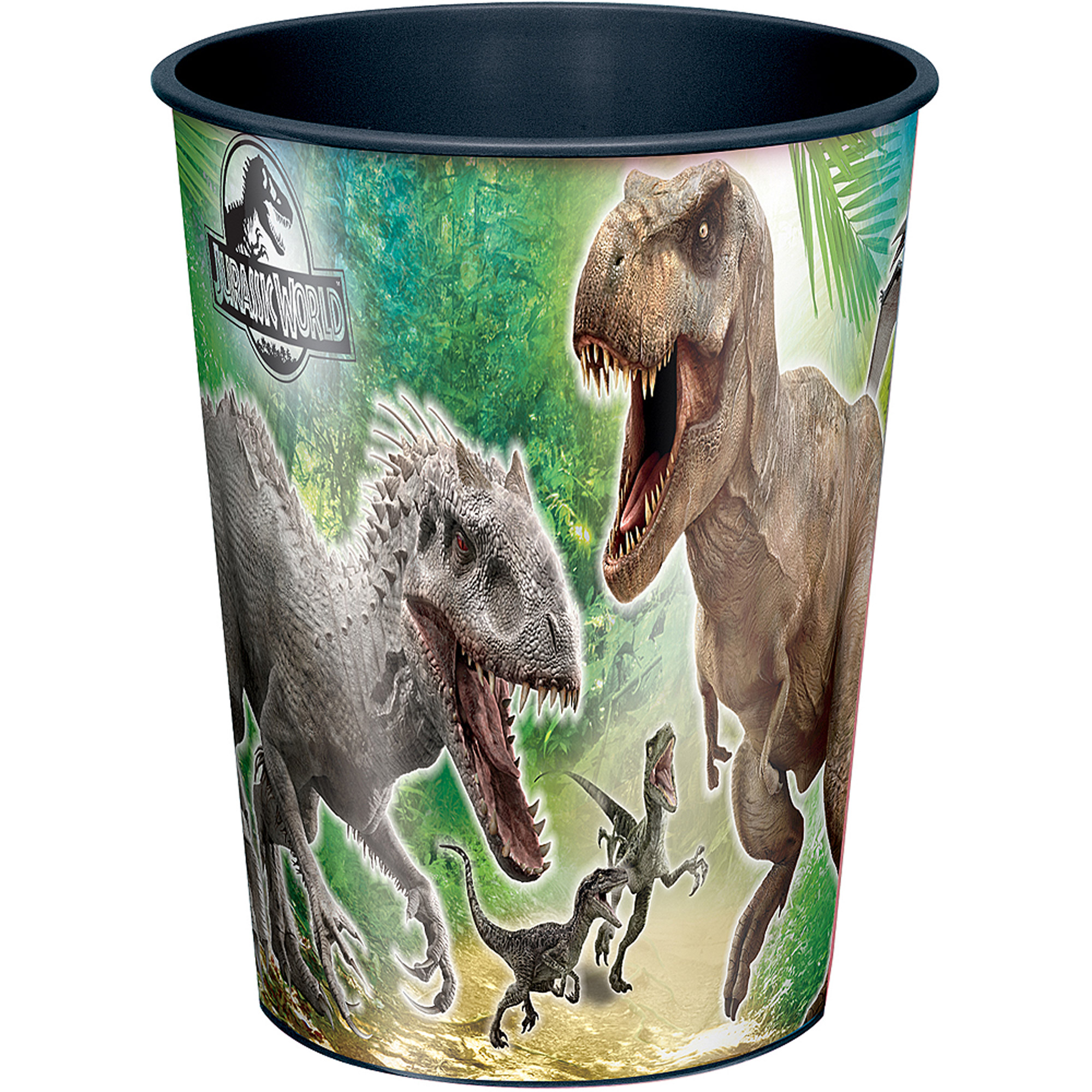 16oz Jurassic World Plastic Stadium Cup, 1ct