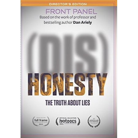 (Dis)Honesty: The Truth About Lies (DVD)](The Truth About Halloween Candy)