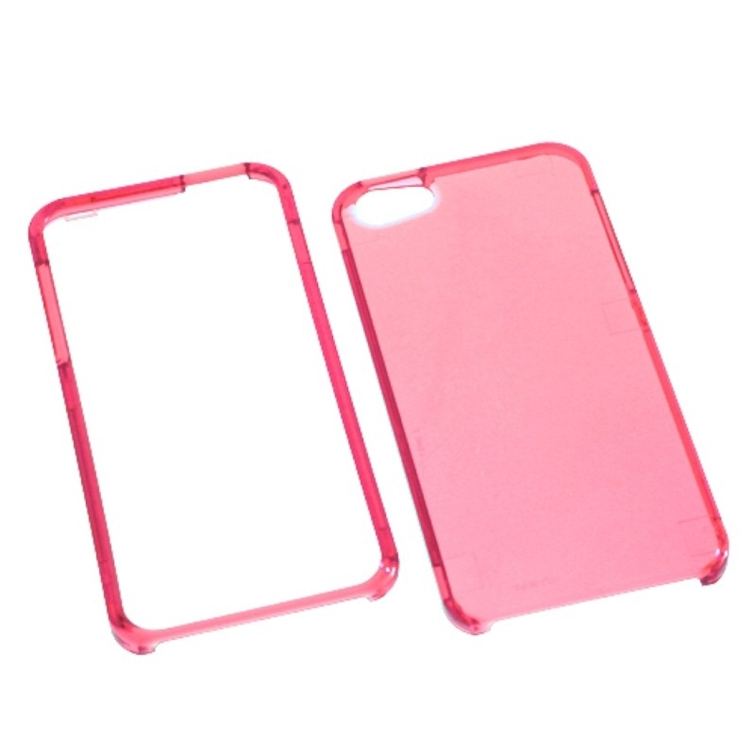 Insten T-Pink Case For iPhone SE 5S 5