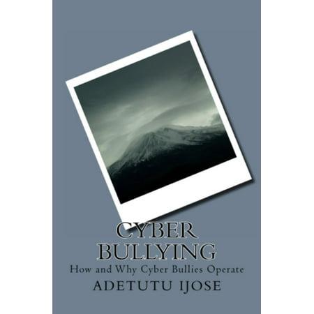 Cyber Bullying - eBook (Anti Cyber Bullying)