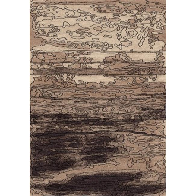 Dynamic Rugs TE692994090 Treasure 5. 3 x 7. 7 2994-090 Rug - Anthracite