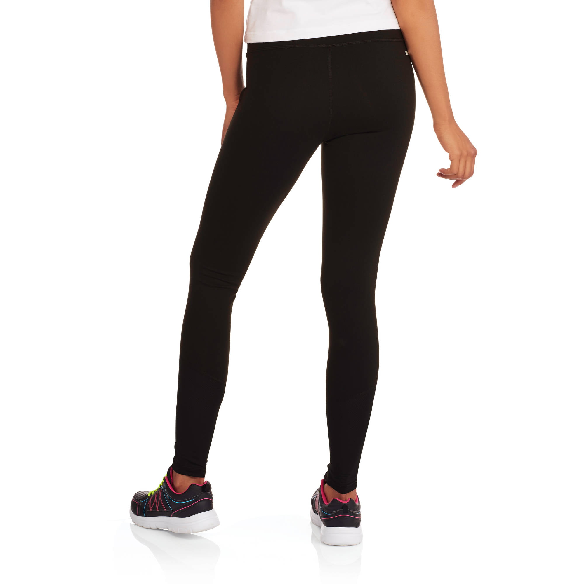 f3a6cfd04cde1 Danskin Now - Women's Performance Compression Leggings with Mesh Insets -  Walmart.com