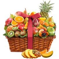 Golden State Fruit Gourmet Tropical Abundance Fruit Gift Basket