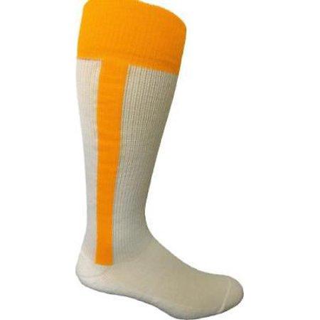 Pearsox 2-n-1 Uniform Socks, Stirrup, YOUTH, (Gold Stirrup)