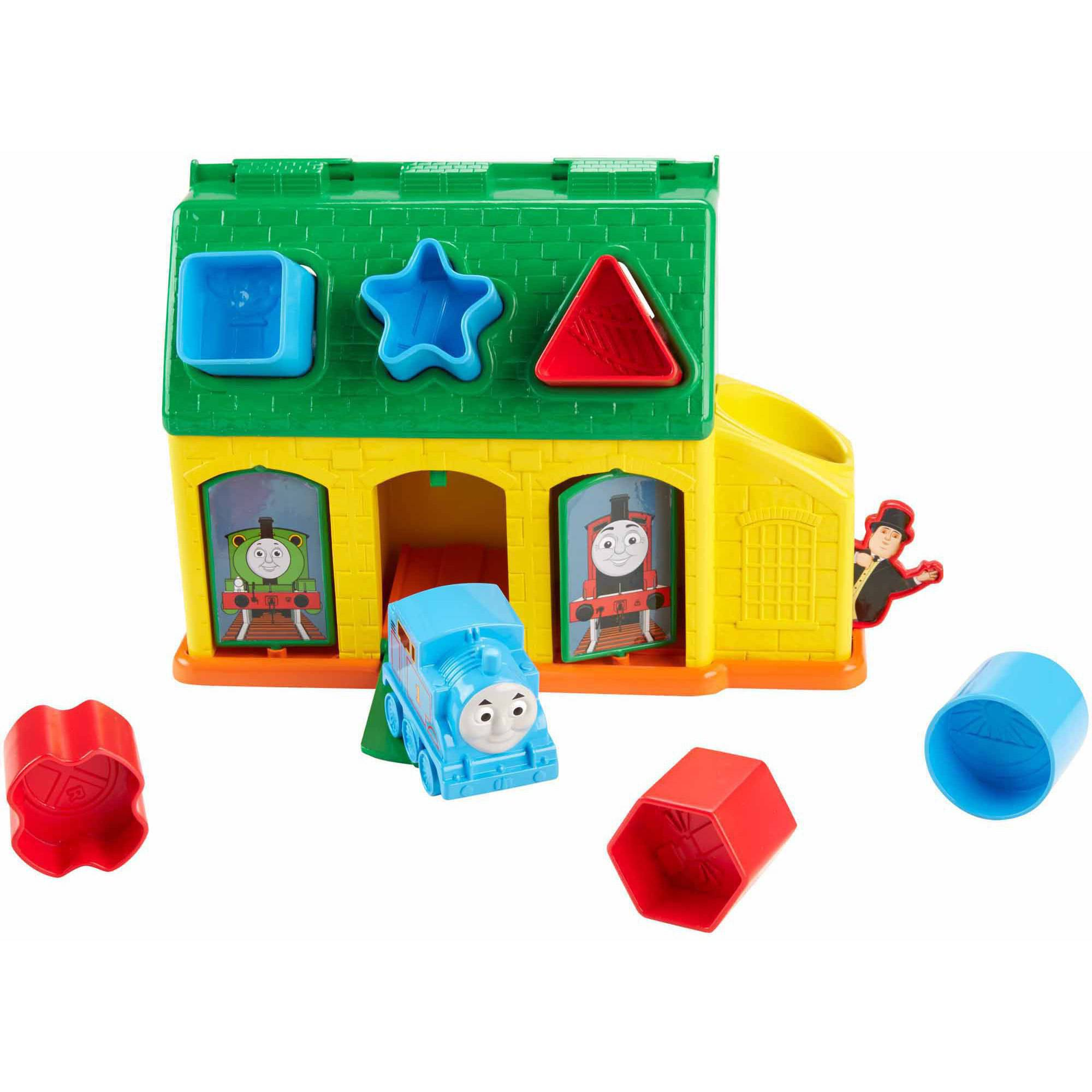 Fisher-Price My First Thomas & Friends Tidmouth Shape Sorter
