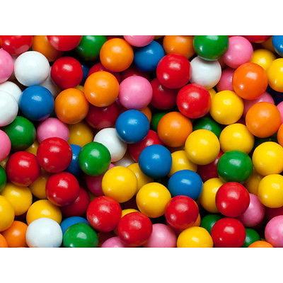 200 ASSORTED GUMBALLS 1 INCH VENDING DUBBLE BUBBLE BULK GUM BALLS (Pink Gumballs Bulk)