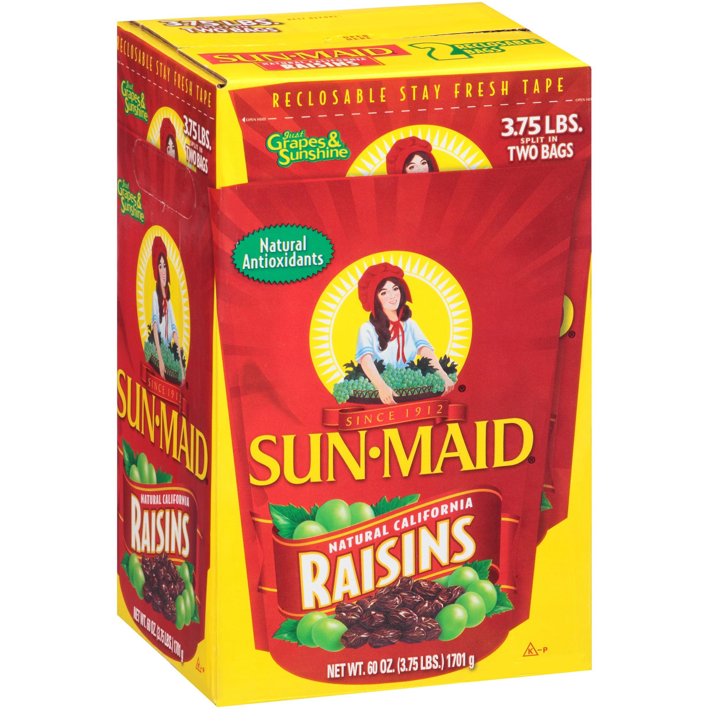 Sun-Maid® Raisins 2-30 oz. Bags