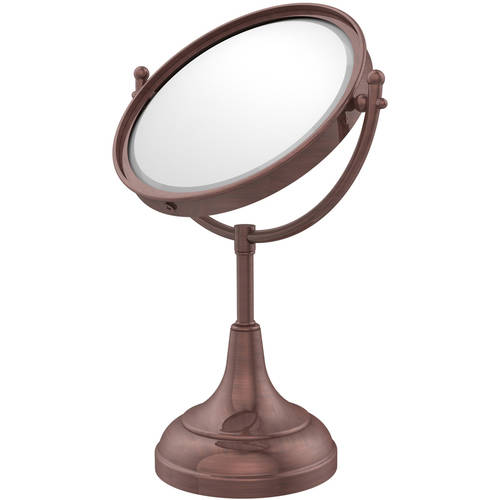 """8"""" Vanity Top Make-Up Mirror, 3x Magnification (Build to Order)"""