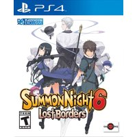 Summon Night 6: Lost Borders for PS4