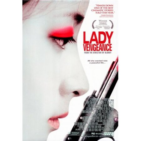 Posterazzi MOV375396 Sympathy for Lady Vengeance Movie Poster - 11 x 17 in. - image 1 de 1
