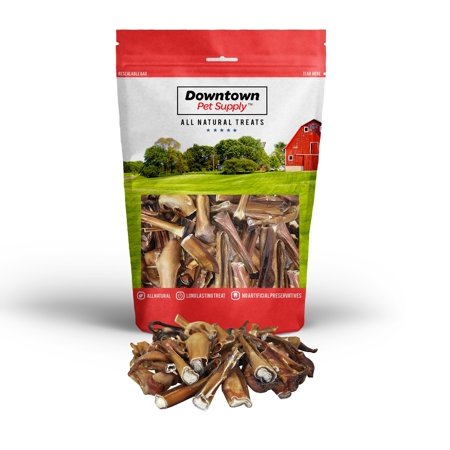 Best Free Range Bully Stick Bites, Great Training Dog Treats Chews - Low Odor, USDA/FDA