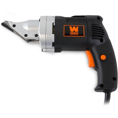 WEN Variable Speed Swivel Head Electric Metal Shear
