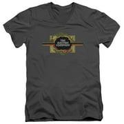 Electric Company Logo Mens V-Neck Shirt