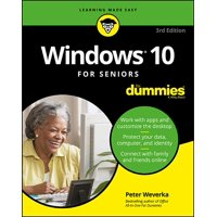 Windows 10 for Seniors for Dummies (Paperback)