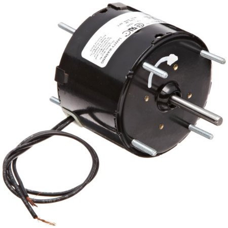 """Fasco D402 3.3"""" Frame Totally Enclosed Shaded Pole General Purpose Motor withSleeve Bearing, 1/60HP, 3000rpm, 115V, 60Hz, 0.75 amps, CW Rotation"""