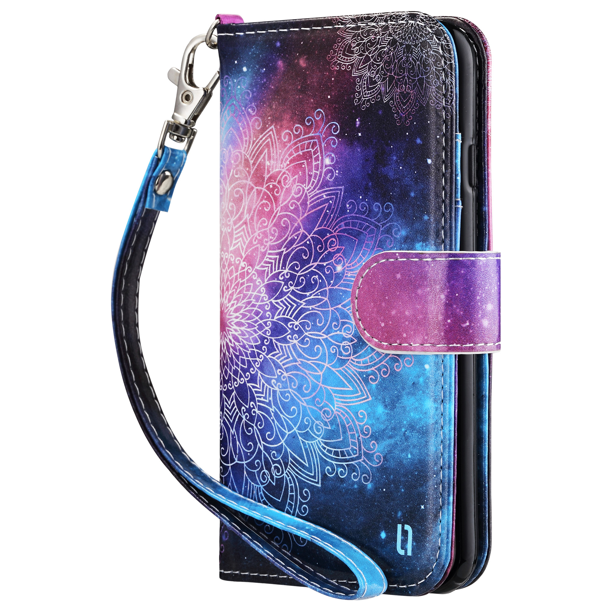 ULAK Wallet Phone Case for iPhone SE 2020, iPhone 8 ...