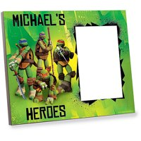 Personalized Teenage Mutant Ninja Turtles Heroes Picture Frame