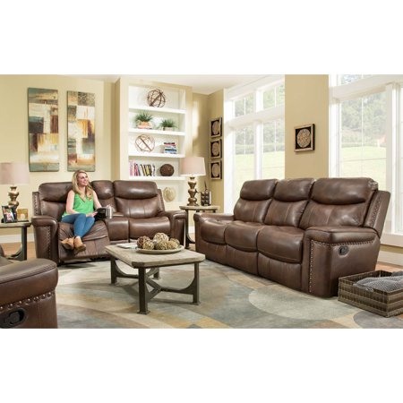 Cambridge aspen 3 piece living room set sofa loveseat for 8 piece living room furniture set