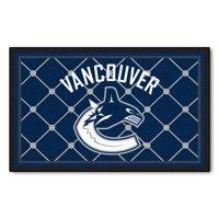 NHL - Vancouver Canucks 4'x6' Rug