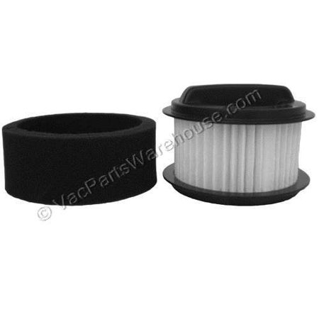 Bissell Filter, Inner & Outer Circular Part # -