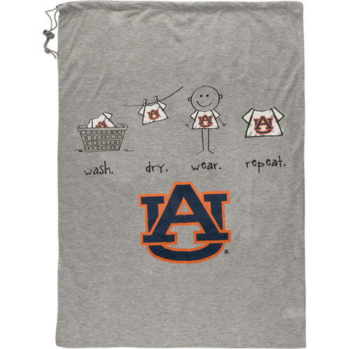 NCAA - Auburn Tigers Laundry Bag