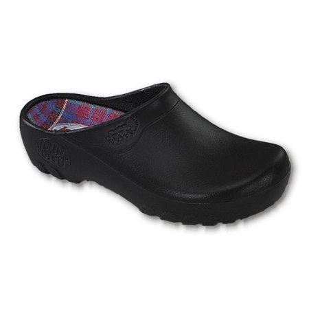 Jolly Fashion Clog Black Metric 41 - US Size 11 (Earth Womens Dharma Clog)