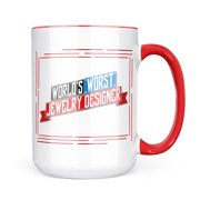 Neonblond Funny Worlds worst Jewelry Designer Mug gift for Coffee Tea lovers