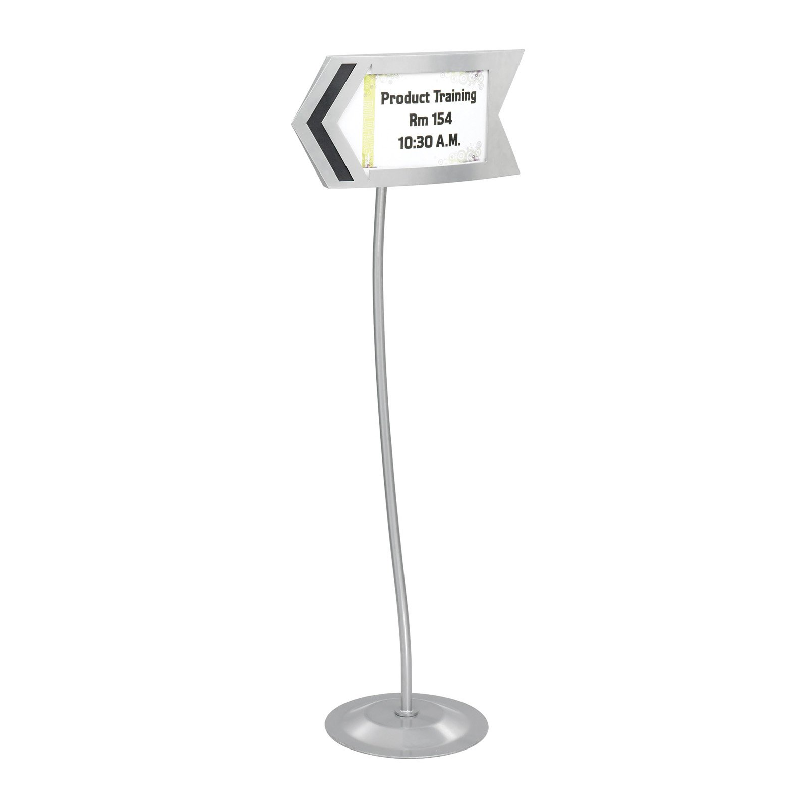 Safco Customizable Arrow Signs