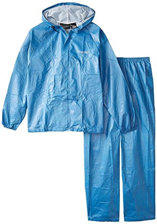 Frogg Toggs Ultra-Lite 2 Rain Suit Large Green