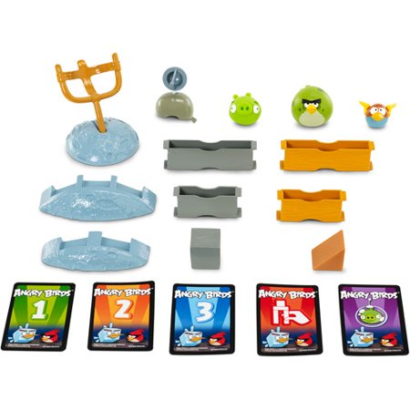 Mattel Angry Birds Space Planet Block Version Game