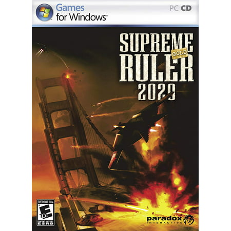 Supreme Ruler 2020 Gold Edition PC CD - Take a Nation. Build an Army. Conquer the World