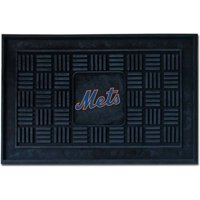 FanMats MLB New York Mets Medallion Door Mat