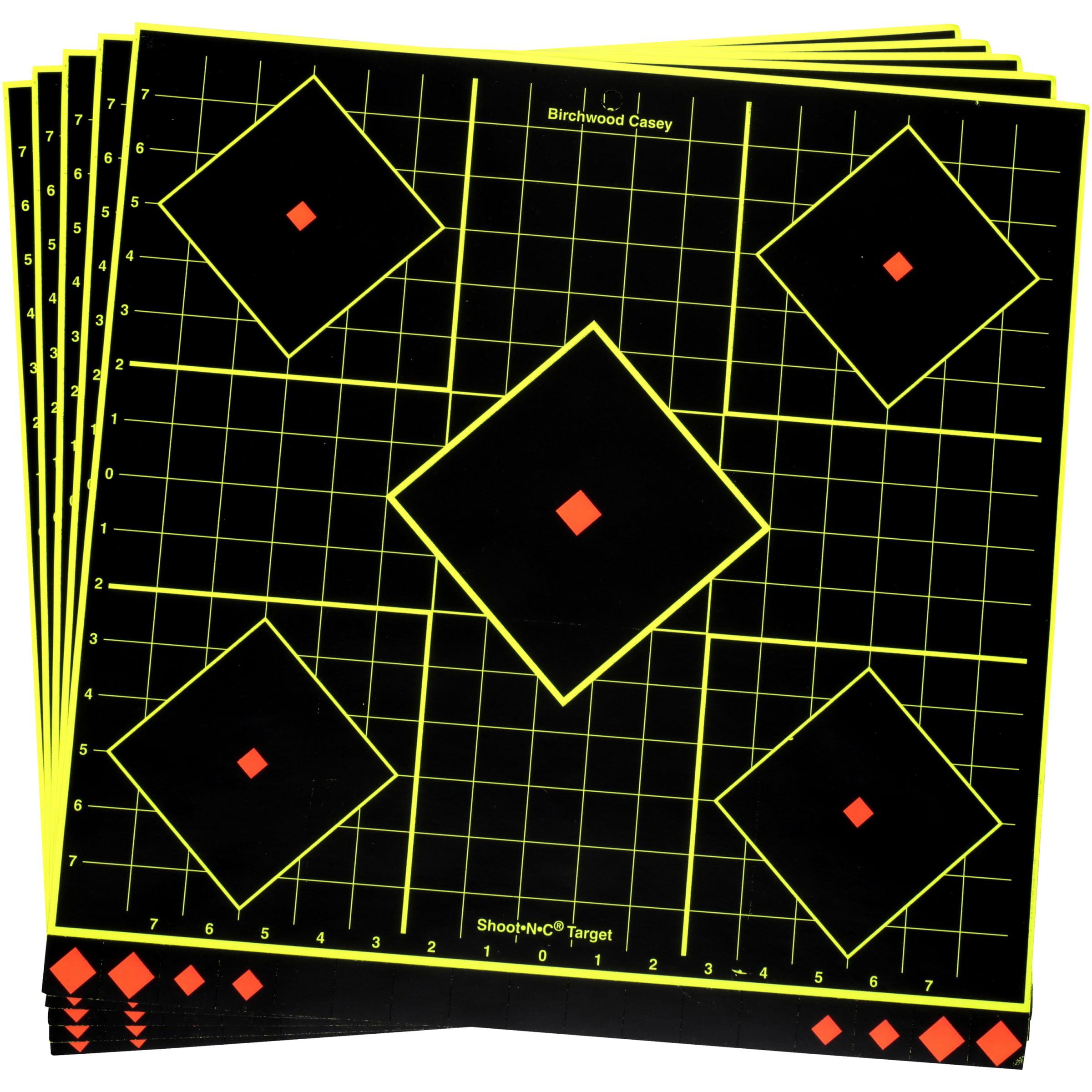 """Shoot•N•C® 17.25"""" Sight-In Target - 5 targets"""