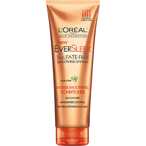 L'Oreal Paris EverSleek Sulfate Free Intense Smoothing Conditioner