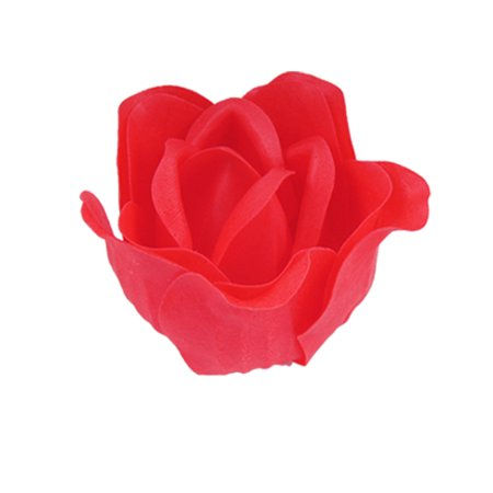 ... Handmade Scented Red Rose Bathing Soap Flower Petals - Walmart.com