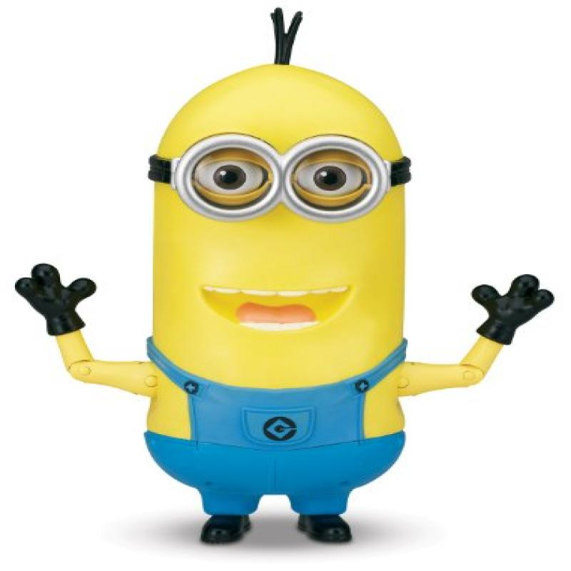 Despicable Me Minion Tim The Singing Action Figure by