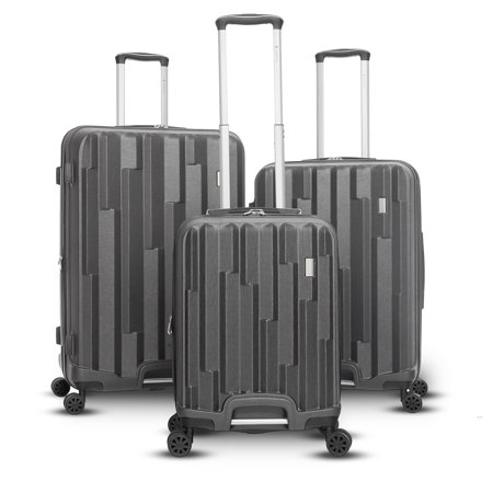 Avila Collection (Avila Collection 3 Piece Hardside Spinner Luggage Set )
