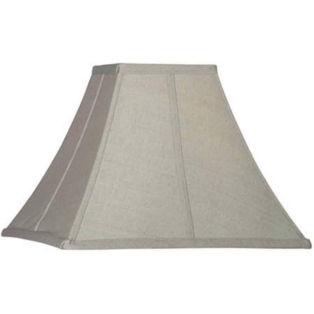 Kenroy Home Style Match Flared Square Shade, Sage ()
