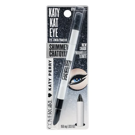 COVERGIRL Katy Kat Eye Liner, Kitty Katdabra, .033 oz (950 mg)